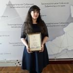 Мирошникова Дарья